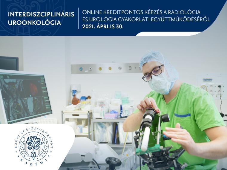 04.30.: Kreditpontos képzés uroradiológia iránt érdeklődőknek