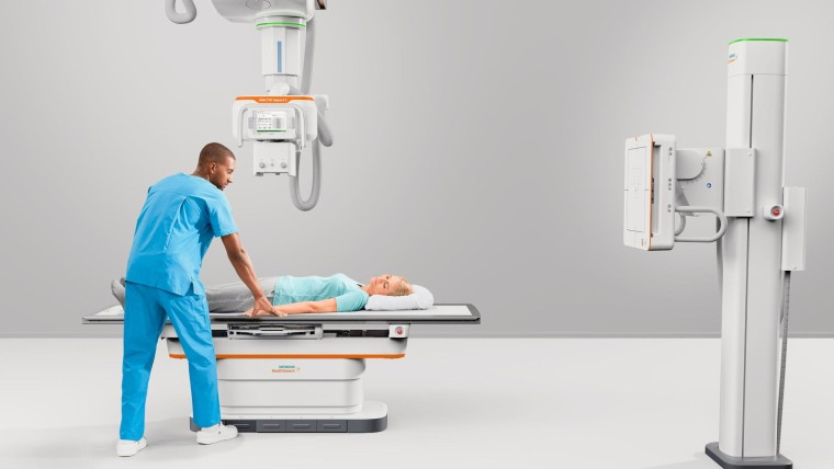 Új Siemens röntgen: Multix Impact