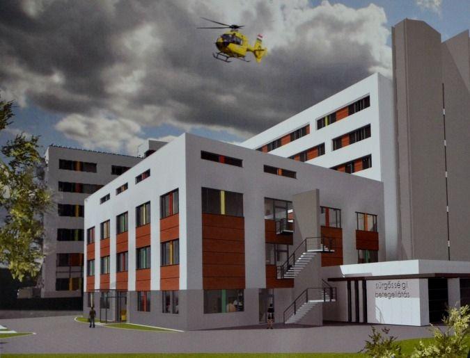 Radiológus kollégát keres a Szent Borbála Megyei Kórház