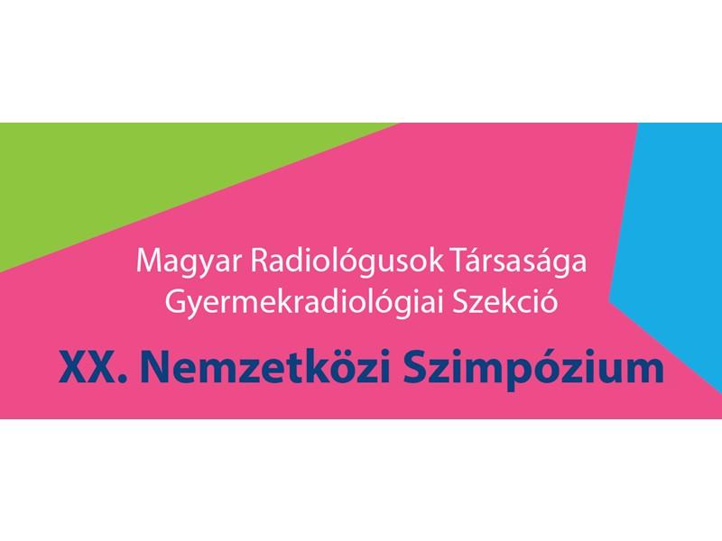 XX. Gyermekradiológus Kongresszus