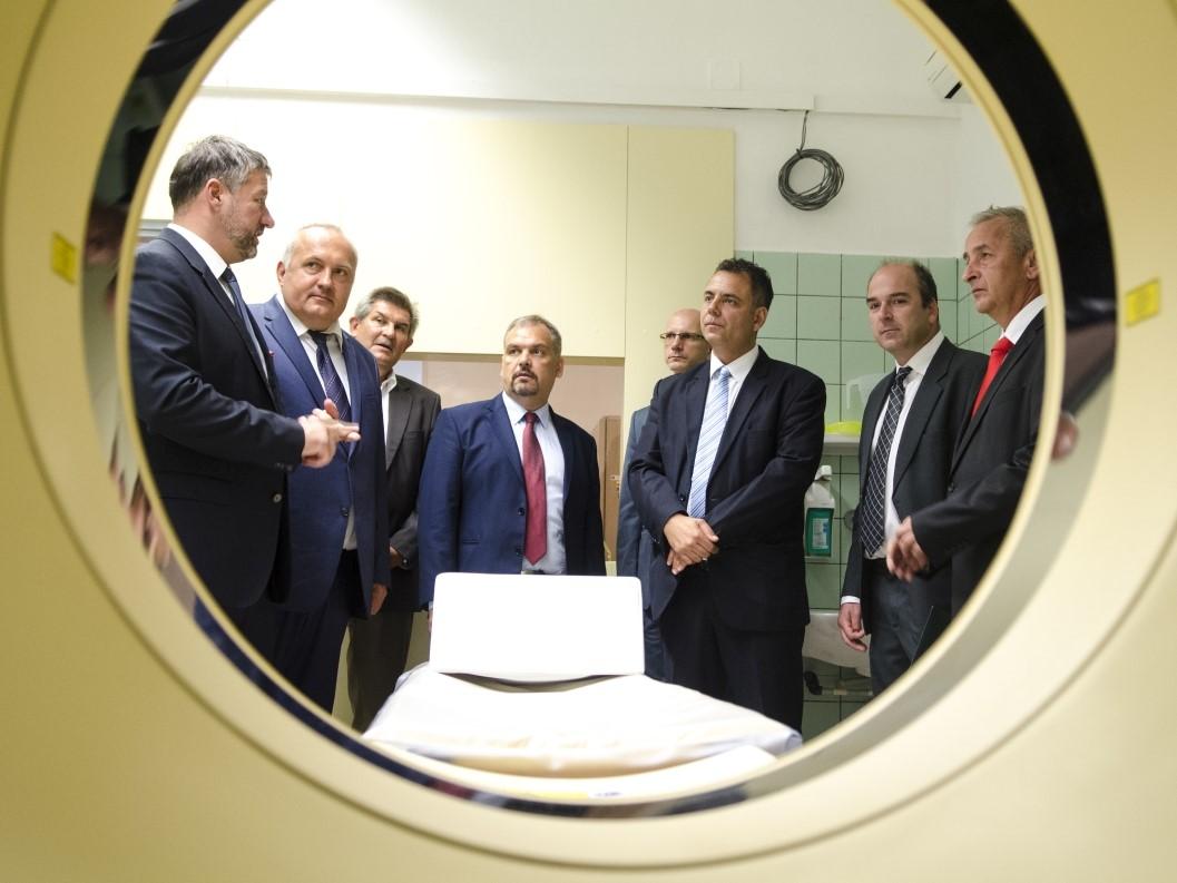 Minden elemében modernebb az Orosházi Kórház új CT-je