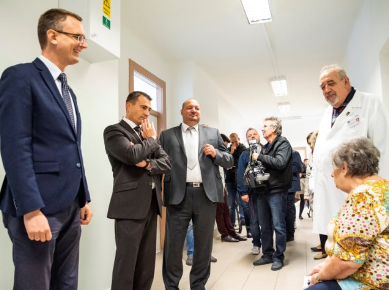 EBP: fejlesztik a csepeli járóbeteg-szakellátást is