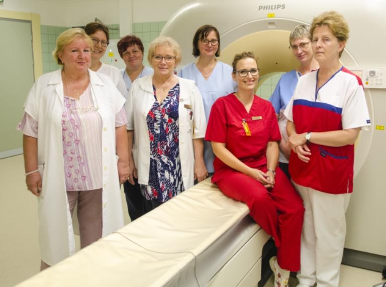 Íme a csapat, akikkel a CT vizsgálatokon találkozhat