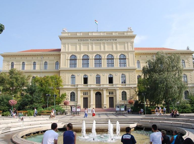A legjobb feltörekvő egyetemek közt az SZTE
