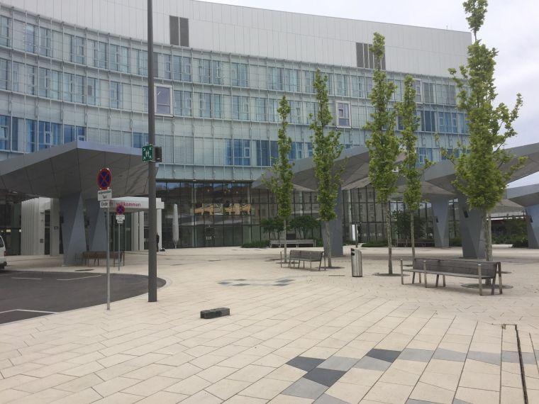 Teljesen digitalizált Bécs új csúcskórháza
