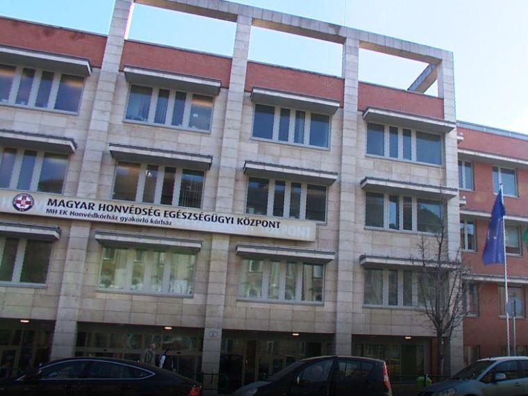 Hétfőtől fogadja a sérülteket a Honvédkórház