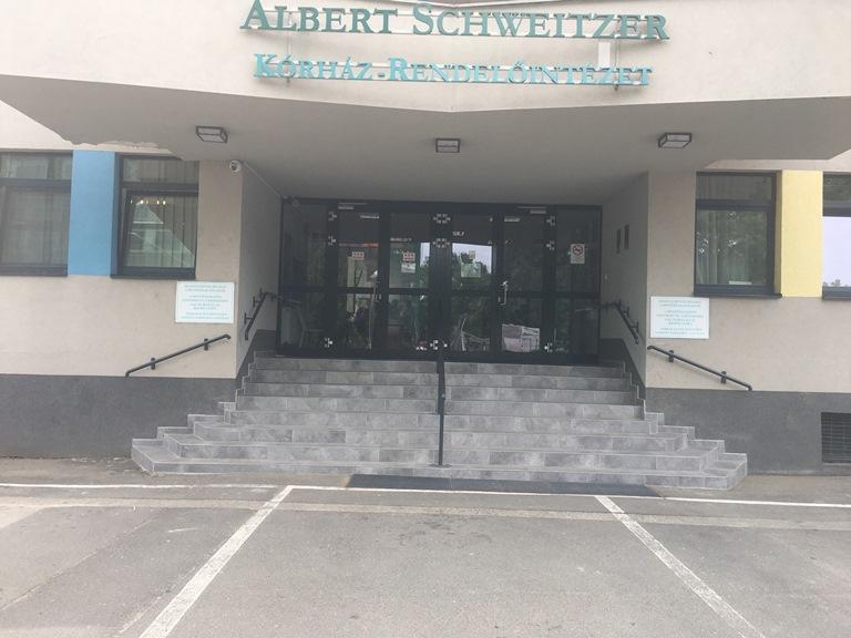 Fejlesztés a hatvani kórház Sürgősségi Betegellátó Osztályán