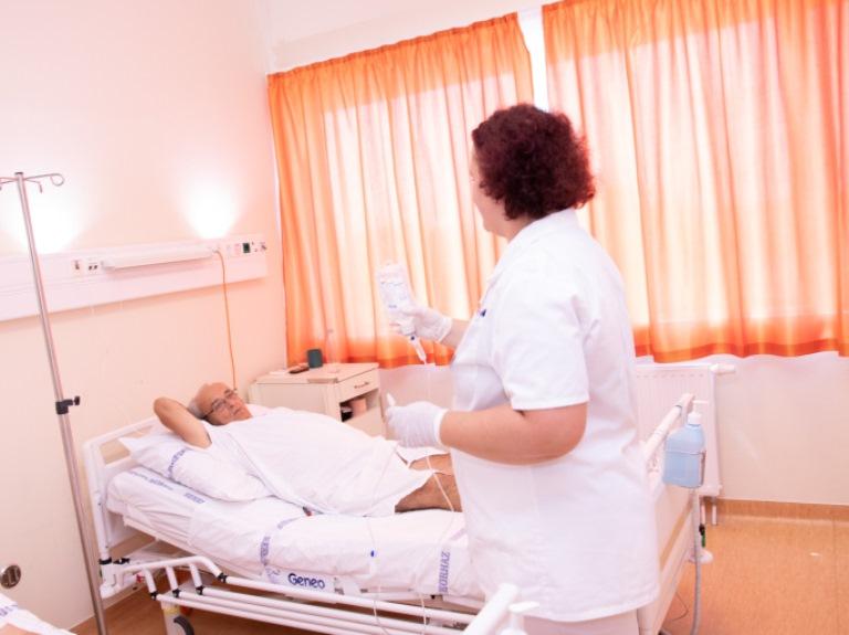 Ismét gyarapodott 68 Kórház ápolási eszközparkja