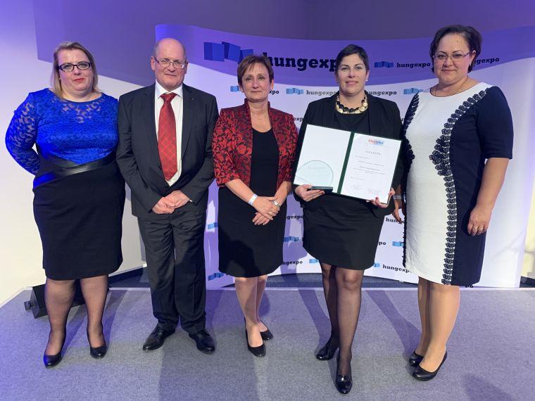 Kiválló Városi Kórház díj a hatvani kórháznak