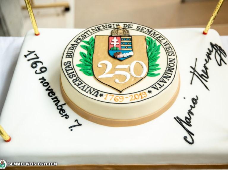 250. születésnapját ünnepelte a Semmelweis Egyetem