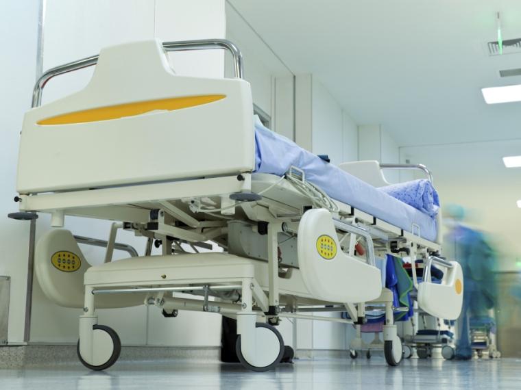 Járványügyi kórház lett a Balassa D épülete