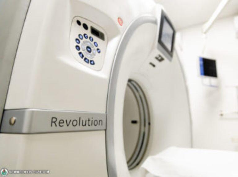 Új CT segíti a Covid-ellátást a SE Pulmonógiai Klinikáján