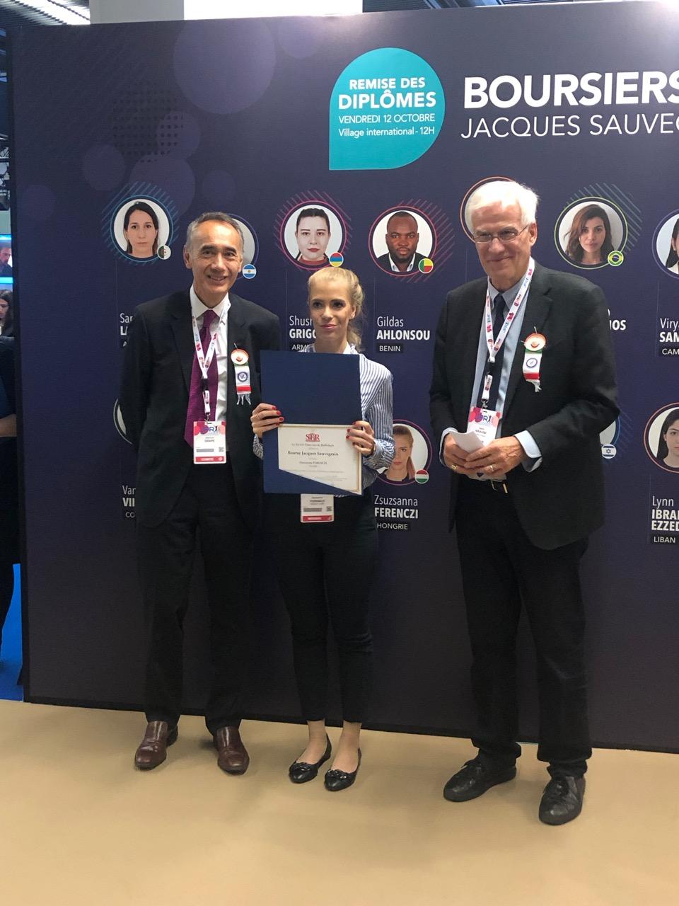 Beszámoló a 2019-es párizsi Francia Radiológus Kongresszusról