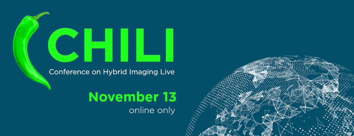 European Society of Hybrid Imaging (ESHI) CHILI programjuk keretében ismét online konferenciát szervez